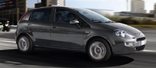 Fiat Punto in offerta per tutto il mese di marzo