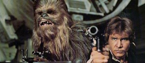 Han Solo y Chewbacca nos contarán su historia.