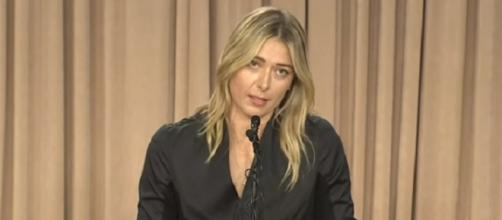 Nike calls-off deal with Sharapova (Twitter)
