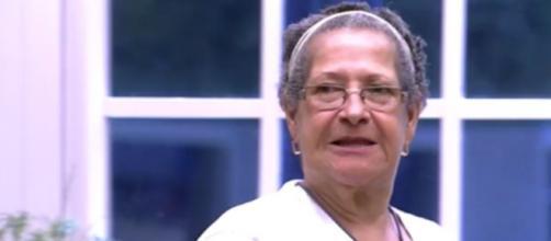 Renan ameaça dona Geralda no BBB16