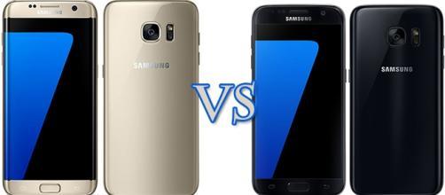 Samsung: Galaxy S7 Edge vs Galaxy S7