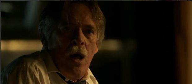 Gibson em 'A Regra do Jogo' (Reprodução/Globo)