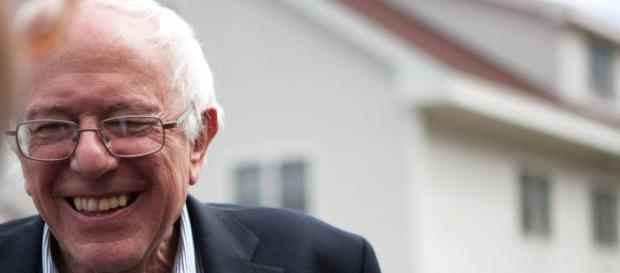 Photograph provided by Sanders campaign