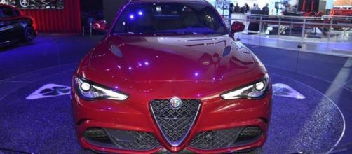 Alfa Romeo Giulia Quadrifoglio: si punta al nuovo record del Nurburgring