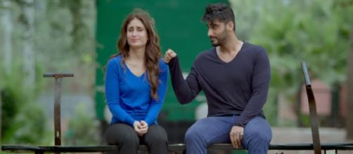 Arjun, Kareena make a good pair.