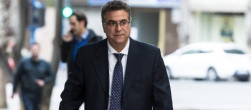 El constructor alicantino confiesa sus aportes ilegales al PP de Valencia.
