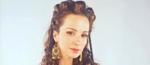 Francisca Queiroz é Elda em 'Os Dez Mandamentos'