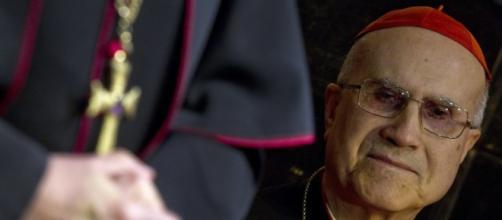 Il cardinale Tarcisio Bertone, 81 anni