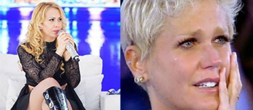 Joelma falou com Xuxa sobre fim de relacionamento