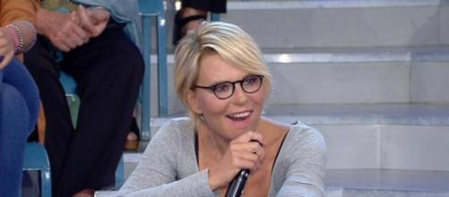 """Maria De Filippi nel noto programma """"Uomini e Donne"""""""