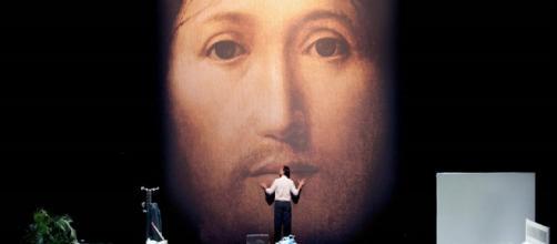 Romeo Castellucci, Il concetto di volto nel Figlio di Dio