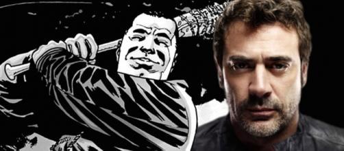 TWD 6: Negan è Jeffrey Dean Morgan