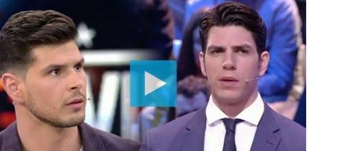 Video de la bronca entre Ale y Diego Matamoros en plató