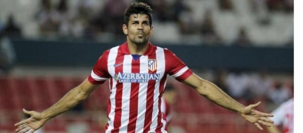 Diego Costa volverá a vestir la camiseta del Atleti la próxima temporada