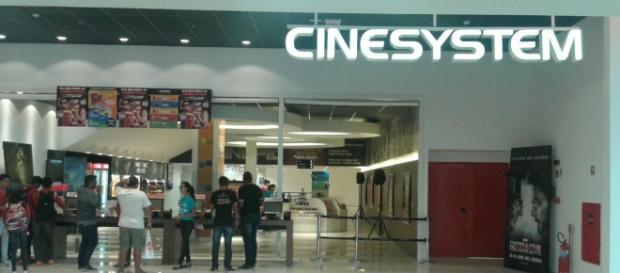 É o primeiro cinema instalado na cidade do Paulista, PE.