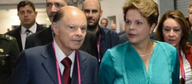 Edir Macedo e Dilma - Foto/Reprodução