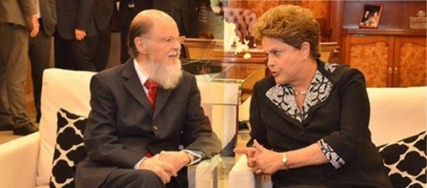 Edir Macedo nega apoio a Dilma Rousseff