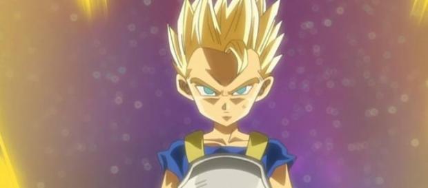 Kyabe el super saiyajin del universo 6