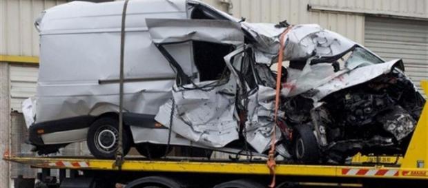 O jovem quis se suicidar depois do acidente