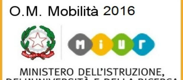Ordinanza Ministeriale mobilità 2016