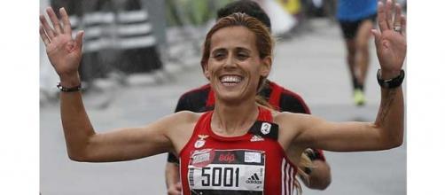 Dulce Félix foi a grande vencedora da corrida feminina