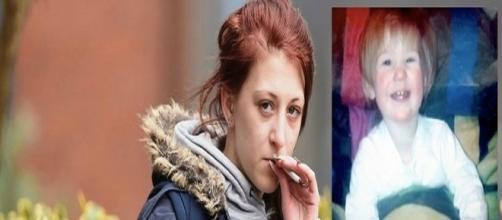 Mamma-Killer e figlia uccisa, foto tratta da 'Metro'