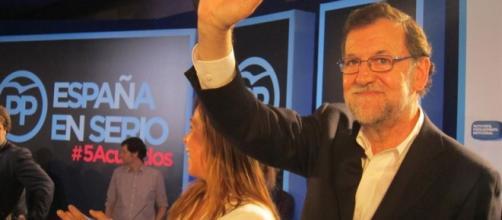 Mariano Rajoy y su propuesta de coalición