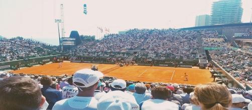 Monte Carlo clay court/ Photo: Fabio Pani (Flickr) CC BY 2.0