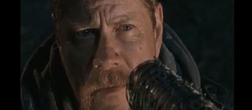 Theories are flying, is Abraham the one Negan kills? (YouTube)