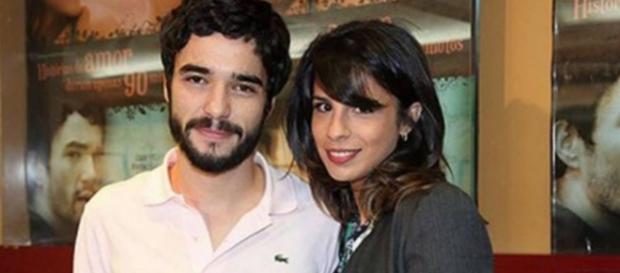 Caio Blat e Maria Ribeiro - Imagem/Google