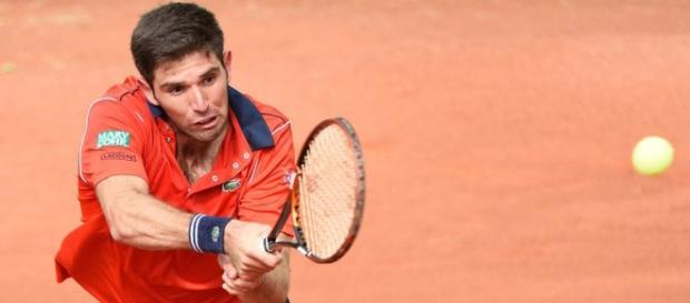 Federico Delbonis se alzó con el título en Marruecos