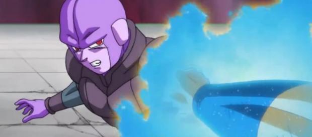 Hit tendrá un encuentro difícil contra goku.