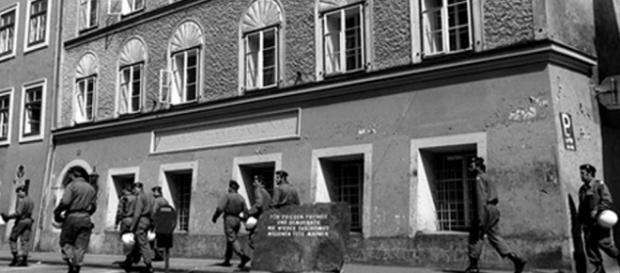 La casa donde naciera Adolf Hitler