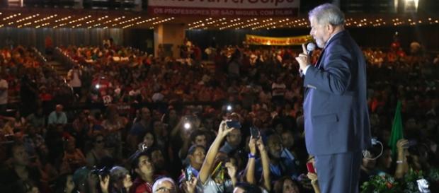 Lul disse que brasileiros são desinformados e não gostam de política