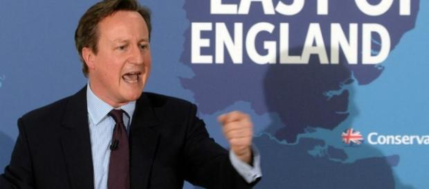 Premierul David Cameron. Foto: Facebook