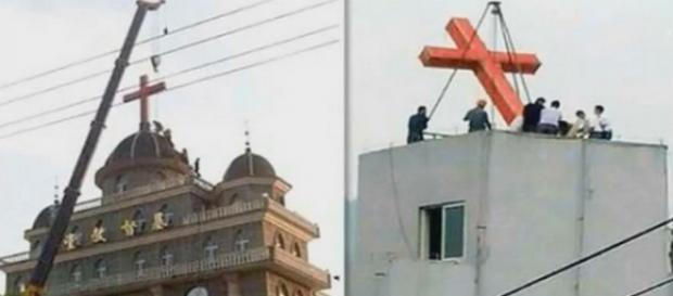 Mais de duas mil cruzes já foram demolidas