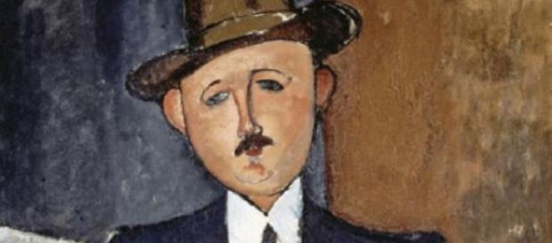 Tablou de Modigliani. Foto: Mediafax