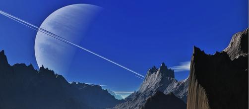 Así se vería Saturno si estuviera más cerca de la Tierra