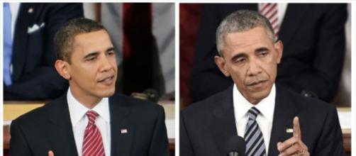 El paso del tiempo durante la presidencia de Barack Obama