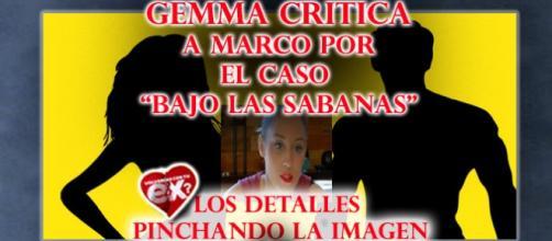 Gemma habla de Gala y Marco de vctex