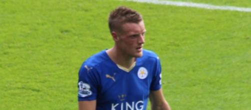 Jamie Vardy scored twice against Sunderland (Wikipedia)