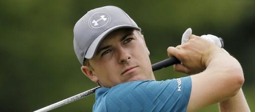 "Jordan Spieth ""collapsed"" in the final round of The Masters."