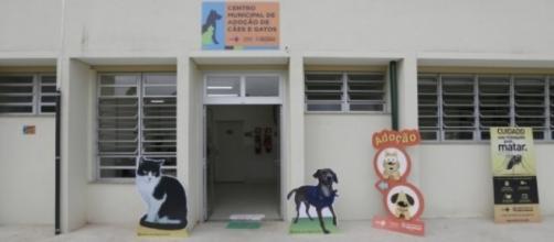 Foto: Cesar Ogata/Secom -Local possui gatil, canil, centro cirúrgico e pós-operatório.