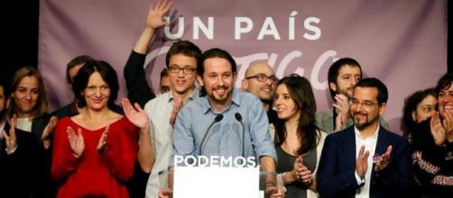 Partido político emergente, Podemos.