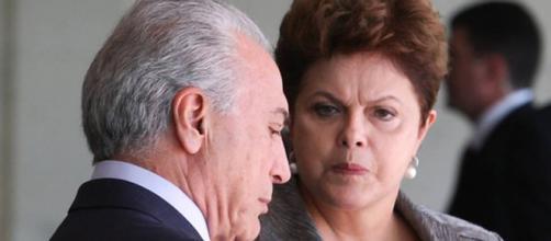 Temer grava áudio já considerando Dilma fora do poder