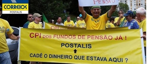 Funcionários vão arcar com prejuízo no Postalis