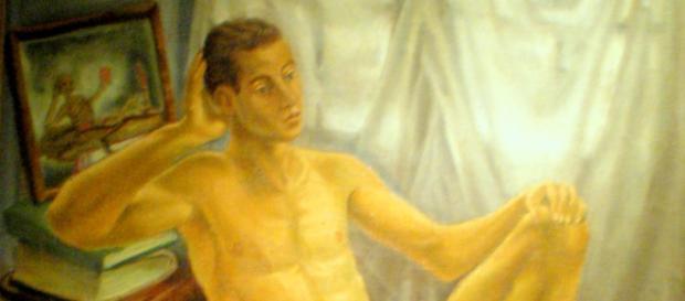 "Juan Soriano. ""San Jerónimo"", 1973 (fragmento)"