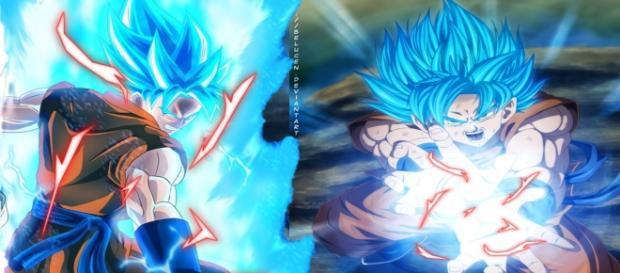 La nueva tecnica de Goku contra Hit