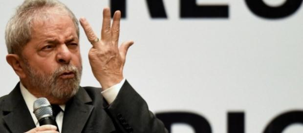 Lula pode ser preso, diz site - Imagem: Google