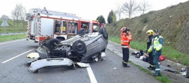 O acidente matou um imigrante português